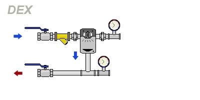 схема DEX-C40.0-50Tm2