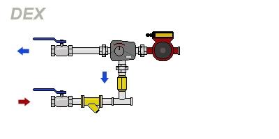 схема DEX-H150-90.0-65