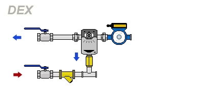 схема DEX-H40-4.0-20