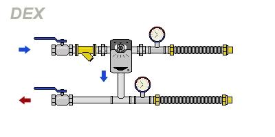 схема DEX-C2.5-20PTm2