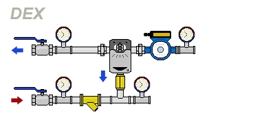 схема DEX-H60-6.3-25Tm4