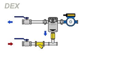 схема DEX-H80-10-25