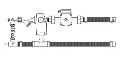 схема SURP 40-2.5