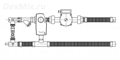 схема SURP 80-16.0