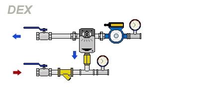 схема DEX-H120-40-50Tm2