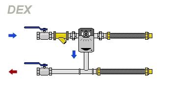 схема DEX-C10.0-25P